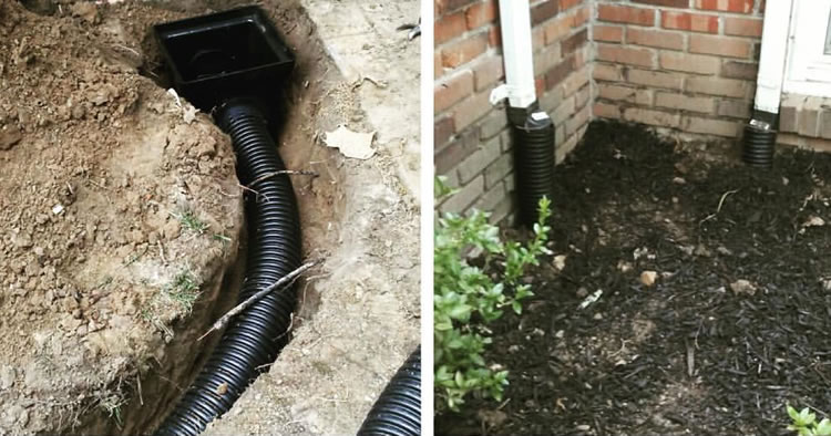 Drainage System Installation and Repair St. Louis, MO.
