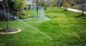 Irrigation And Sprinkler System Installations St. Louis.