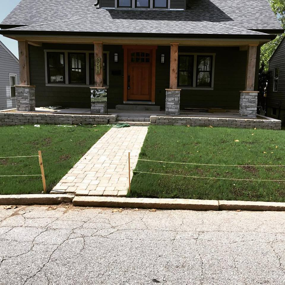 New Lawn Installations Sod Seed Or Turf St Louis Mo