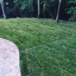 Sod and Irrigation System Installation