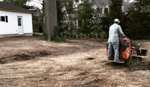 Lot and Property Grading Services St. Louis MO.
